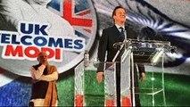 Namaste Wembley: British PM David Cameron Full Welcome Speech Before Narendra Modi Address