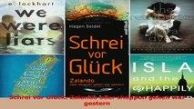 Download  Schrei vor Glück Zalando oder shoppen gehen war gestern Ebook Online