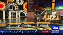 Tears Flows At Mazaaq Raat As Ayub Khawar Recites Poem For APS Martyrs