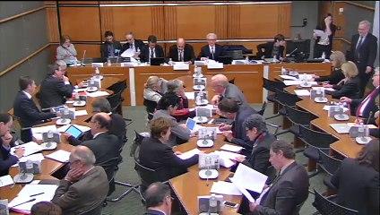 Présentation Loi Detox en Commission