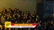 Majlis 27 Safar 1437 Shadman Raza Reciting Nohay Khuwani Imam Bargah AleyMohammed