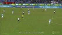 1_1 Alessandro Matri Equalizer Goal HD _ Lazio v. Udinese - Coppa Italia 17.12.2015 HD