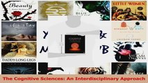 The Cognitive Sciences An Interdisciplinary Approach PDF