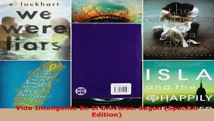 Read  Vida Inteligente En El Universo Sagan Spanish Edition EBooks Online