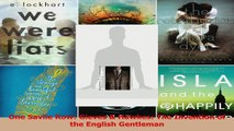 PDF Download  One Savile Row Gieves  Hawkes The Invention of the English Gentleman PDF Full Ebook