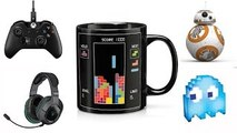 Top 10 Christmas Gifts For Gamers & Geeks In 2015