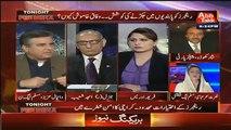 Intence Debate Between Anchor Fareeha Idrees And Daniyal Aziz (PML-N)