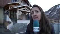 D!CI TV : La députée Karine Berger en visite au poste frontière de Montgenèvre