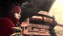 Final Fantasy advent children cloud vs kadaj and sephiroth full