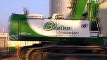 amazing construction machinery, extreme machines excavator, excavator accidents compilatio