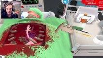 [iPad] Surgeon Simulator - Eye Transplant A++