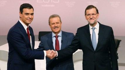 El 'cara a cara' Rajoy-Sánchez se convierte en un enfrentamiento a 'navajazos'