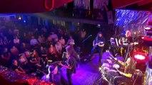 Flavius Hosu - Solo Drums (Negru Voda) @ Club No Limit / Buzau / 3.12.2015