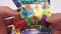 NEW ZOMLINGS SERIES 4 TOYS Crystal Zom-Mobile Blind Bags Kids Video