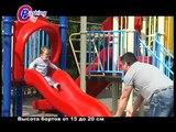 Детские площадки, игровые комплексы, горки и качели...
