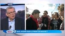 """Pierre Laurent (PCF) souhaite """"une candidature commune"""" de gauche en 2017"""