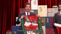 Les 12 Pulls du Calendrier de l'Avent - jour 3 - The Tonight Show du 07/12/15 sur MCM!