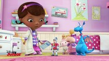 Bath Time! (A Doc McStuffins Health Check Up) | Doc McStuffins | Disney Junior UK