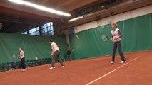 Le programme Tennis Sport Santé Bien-être