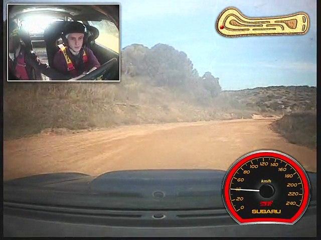Votre video de stage de pilotage  B012121215PC0002