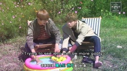 [ENG SUB] (2/4) BTS 2016 Season's Greeting