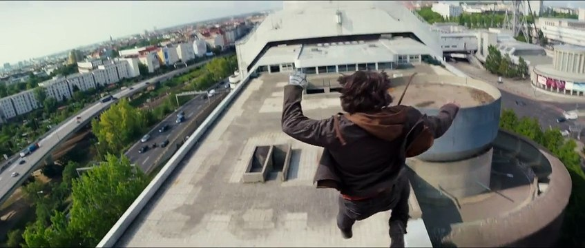 Captain America- Civil War - Official Trailer - Marvel HD