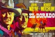 El Dorado (1966) John Wayne, Robert Mitchum, James Caan.  Howard Hawks, Western