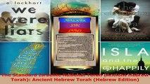 Read  The Standard Israelite National Torah Ancient Hebrew Torah Ancient Hebrew Torah Hebrew EBooks Online