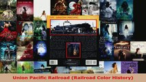 Read  Union Pacific Railroad Railroad Color History Ebook Free