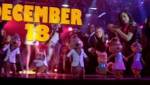 Alvin and the Chipmunks: The Road Chip 2015 Film Tv Spot Munk Breaks Loose - Animated Movie