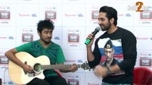 Ayushmann Khurrana Song Pani Da Rang Live Performance From Bollywood Movie Vicky Donor at Hindustan Times No TV Day