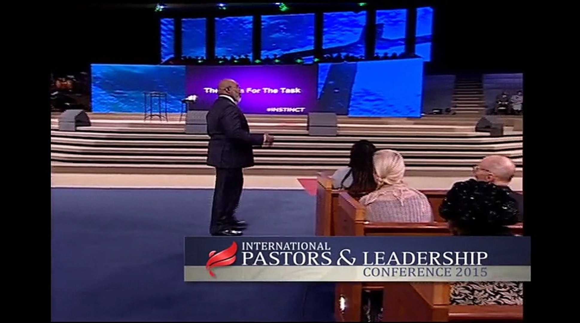 TD Jakes Sermons 2016 - In Between Places
