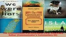 Read  The Communicators Commentary Ezra Nehemiah Esther Communicators Commentary Ot PDF Free