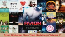 Read  Avion Cyborgs More Than Machines Volume 7 Ebook Free