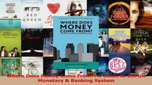 Read  Where Does Money Come From A Guide to the UK Monetary  Banking System PDF Free