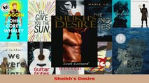 Read  Sheikhs Desire Ebook Free
