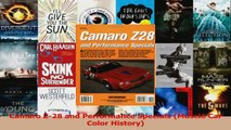 Download  Camaro Z28 and Performance Specials Muscle Car Color History PDF Online