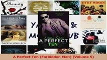 Download  A Perfect Ten Forbidden Men Volume 5 Ebook Online