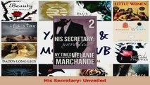 Lesen  His Secretary Unveiled PDF Online