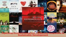 PDF Download  Hijacking Environmentalism Corporate Responses to Sustainable Development Read Online