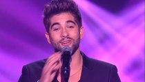 """""""L'amour est un bouquet de violettes"""" Kendji Girac - C'est votre vie P. Sébastien"""