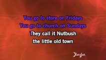 Karaoke Nutbush City Limits - Tina Turner *