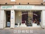 Wiessler Orthésiste, fabrication/vente de prothèses à Mulhouse dans le département du Haut-Rhin 68