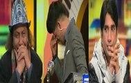 Tears Dlow At Mazaq Raat As Ayub Khawar Recited Poem For APS Martyrs