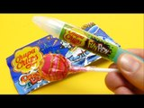 Chupa Chups Crazy Lab - Lollipop Painting with Fun Pen
