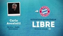 Officiel : Carlo Ancelotti va débarquer au Bayern !