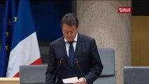 Christian Estrosi élu président du Conseil régional PACA