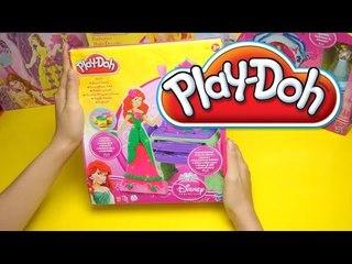 Play-Doh Princess Ariel Royal Vanity Toys