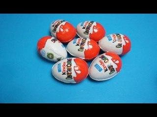 Đồ chơi Bóc trứng Phục Sinh socola Kinder Surprise Eggs 7/10