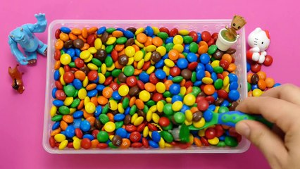 M&M's Hide & Seek Game Surprise Toys Mega Compilation (76 min)